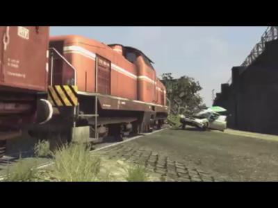 Crash Time Jeu Video
