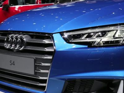 Francfort 2015 : Audi S4