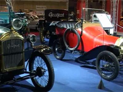 L'Aventure Peugeot en 20 Coupés Cabriolets