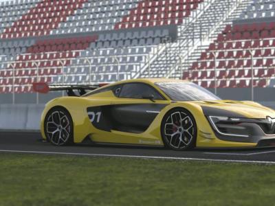 Renault R.S. 01 : Comme un faux air d'A110-50