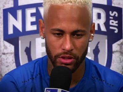 """Neymar : """"Le meilleur joueur que j'ai affronté ? Sergio Ramos""""."""