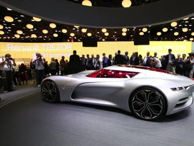 Mondial 2016 : Renault Trezor