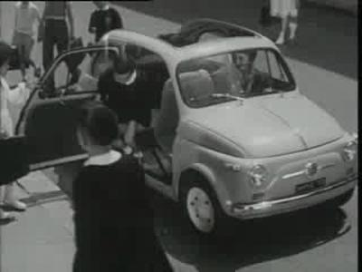 50 Years of the Fiat 500