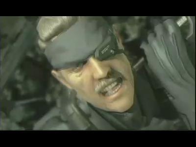 Metal Gear Solid 4 : Guns of Patriot