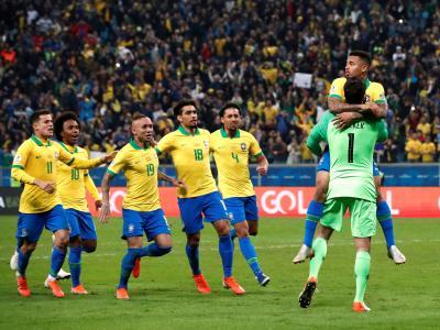 Copa America : le résumé de Brésil - Paraguay en vidéo