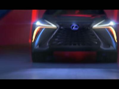 Lexus LF-1 Limitless : le SUV très haut de gamme selon Lexus