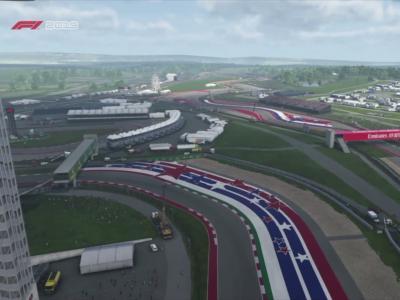 Grand Prix des États-Unis de F1 : notre simulation sur F1 2019