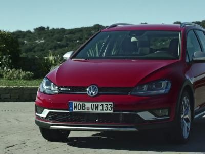 Essai Volkswagen Golf Alltrack TDI 184 DSG