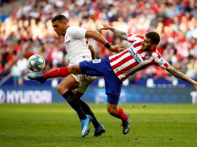 Atlético Madrid - FC Séville : le résumé et les buts en vidéo !