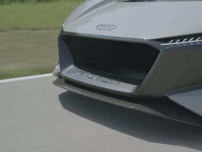 Audi PB18 E-Tron Concept : et si c'était elle, la future R8 ?