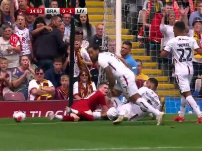 Amical : le résumé et les buts de Bradford City - Liverpool