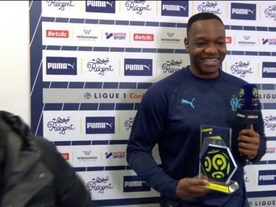 Bordeaux - OM : la réaction de Steve Mandanda