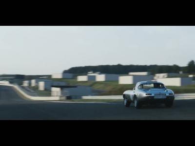Jaguar ressuscite la Type E Lightweight