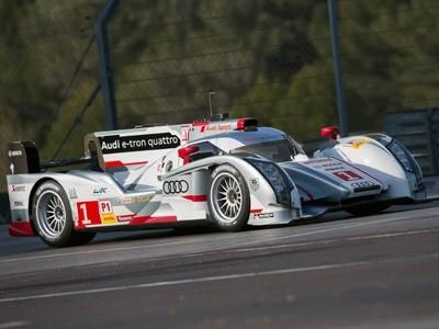 Audi R18 e-Tron : quel souffle !