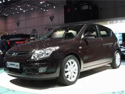 Hyundai i30 : petite soeur...