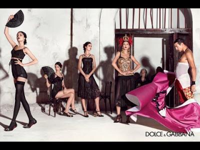 Vidéos : Dolce&Gabbana été 2015