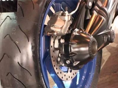 Mondial du 2 roues 2007 - Nouveautés Motos