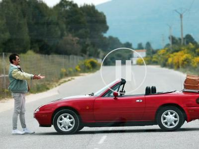 Changez d'air   Mazda MX-5 film anniversaire