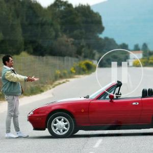Changez d'air | Mazda MX-5 film anniversaire