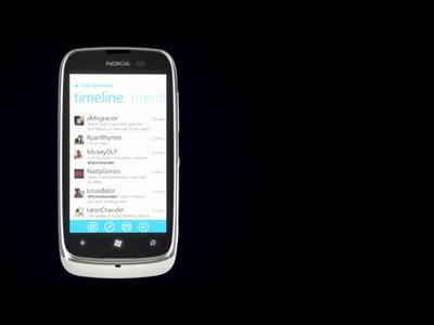 Le Nokia 610 débarque à Barcelone