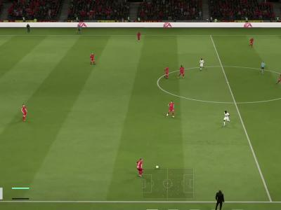 Le Mans FC - Le Havre FC sur FIFA 20 : résumé et buts (L2 - 35e journée)