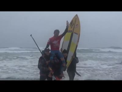 Kai Lenny sacré champion du monde de stand up paddle