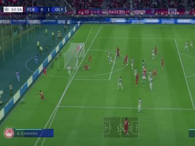 Bayern Munich - Olympiakos : notre simulation sur FIFA 20