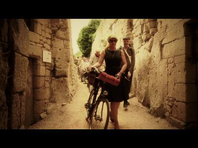 La machine à remonter le temps à vélo