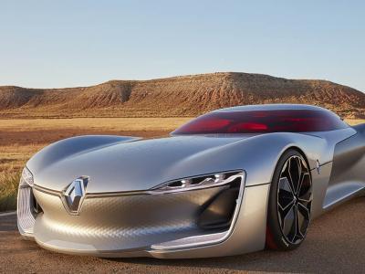Renault TreZor : les secrets de son design