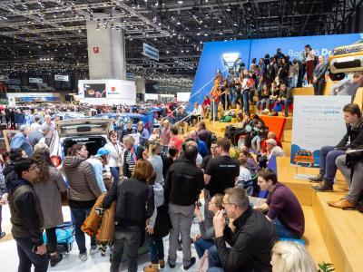 Salon de Genève 2020 : la liste des constructeurs présents
