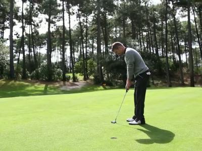 Coach golf #7 - Le putt court