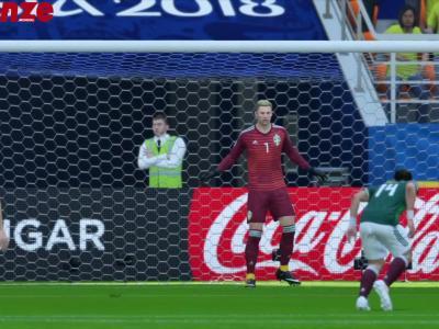 Mexique - Suède : notre simulation sur FIFA 18