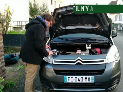 En vert et pour tous avec Citroën : rencontre avec Jonathan qui roule en Citroën E-Berlingo Multispace