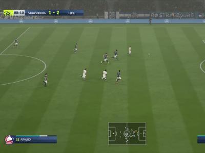 L1 - 6ème journée : notre simulation FIFA 20 de RC Strasbourg - LOSC