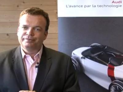 Interview : François Bacquet fait le point sur les technos bio chez Audi