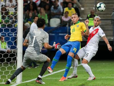 Copa America 2019 : l'énorme bourde du gardien péruvien !