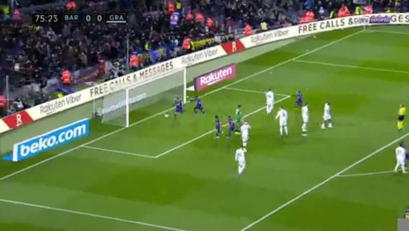 Liga : Messi débloque la situation contre Grenade !
