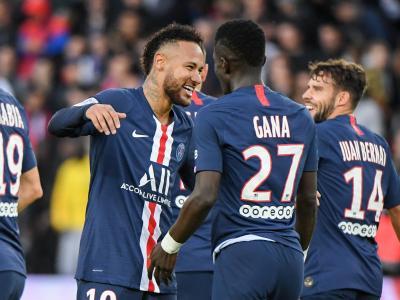 PSG : la saison 2019 / 2020 de Neymar en chiffres