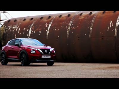 Essai vidéo du Nissan Juke II : couleur sport