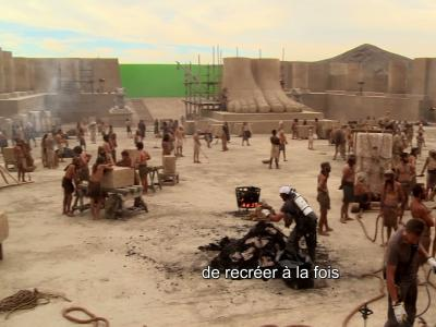 Exodus : Gods and Kings, les costumes