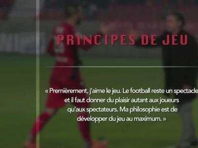 L'instant tactique avec... Olivier Dall'Oglio, entraîneur de Dijon