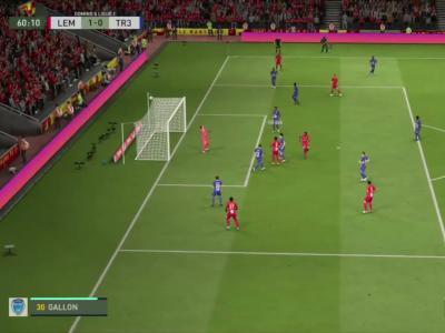 Le Mans FC - ESTAC Troyes sur FIFA 20 : résumé et buts (L2 - 29e journée)