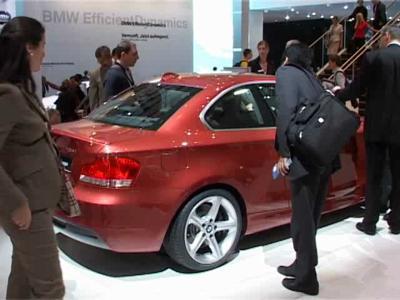 BMW Série 1 Coupé : en attendant le cabriolet
