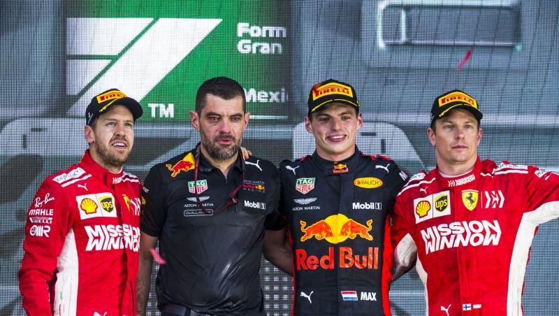 Grand Prix du Mexique de F1 : enfin une victoire pour Ferrari ?