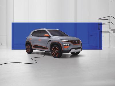 Dacia Spring Electric Concept : la future citadine 100% en vidéo