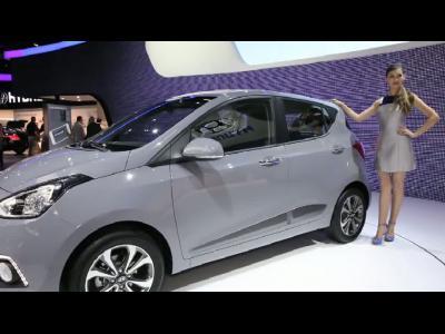 Francfort 2013 - Hyundai i10