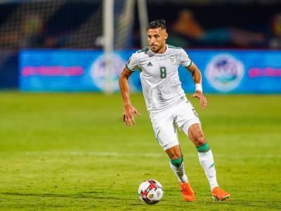 Algérie-Sénégal : découvrez l'ouverture du score des Fennecs !