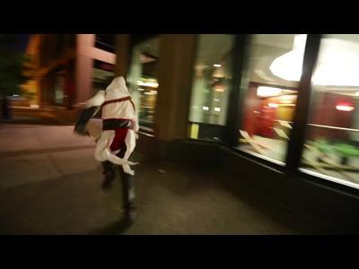 Assassin Creed dans la vraie vie