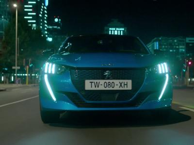 Peugeot 208 : trailer de présentation de la seconde génération de la citadine