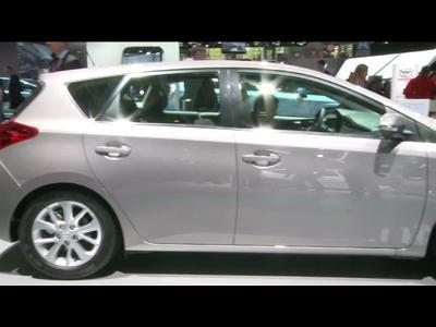 Toyota Auris 2 - Mondial 2012